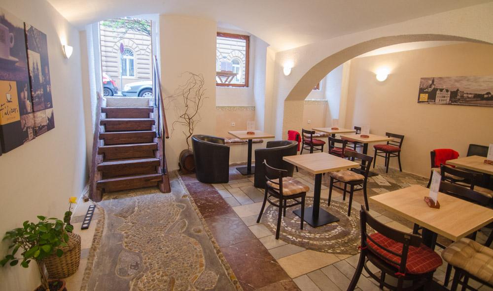 Kavárna I.P.Pavlova